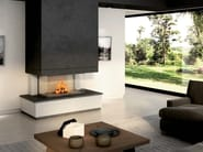 Natural stone Fireplace Mantel TALIA - Axis