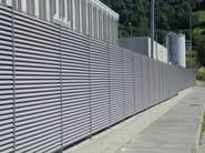 Louver fence TALIA® VENTUS SCREEN - NUOVA DEFIM