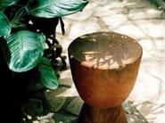 Sgabello in legno TAM TAM   Sgabello in legno - Pols Potten