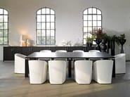 Rectangular meeting table TAO MEETING - Sinetica Industries
