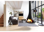 Open hanging fireplace TATIANA 997 - JC Bordelet Industries