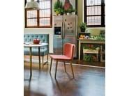 Upholstered chair TEA | Chair - SANCAL