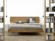 Letto matrimoniale in teak TEAK AIR BED | Letto - Ethnicraft