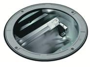 Fluorescent die cast aluminium Floor Light TECH F.1081 - Francesconi & C.