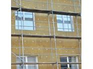 Rock wool Thermal insulation panel TECHNOFACADE - Imper Italia