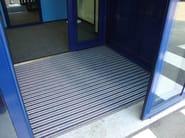 Extruded aluminium Technical mat TECNOMAT K2 17 mm - BAIO di Baio Samuele