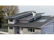 Cement plain tile TEGAL INNOTECH® OPTIMA REFLEX - MONIER