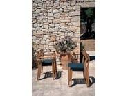 Teak garden chair TEKA | Chair - RODA