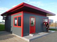 Insulated metal panel for facade TERMOPARETI® BUBBLE - ELCOM SYSTEM