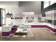 Fitted kitchen TETRIX - Scavolini