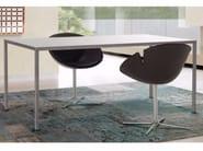 Metal table THIN - Zalf