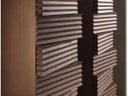 Cassettiera a terra in fibra di legno TIFFANY | Cassettiera - Pacini & Cappellini