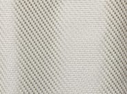 Solid-color fire retardant jacquard fabric TIGHT TWILL | Fabric - Dedar