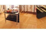Plexwood, tile floor