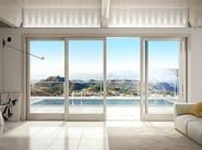 Porta-finestra scorrevole complanare TITANUS 86 FLAT - Pail Serramenti