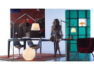 Direct light floor lamp TOLOMEO FLOOR MEGA - Artemide Italia