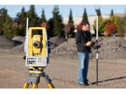 Instrument for topographic and geodetic survey TOPCON IS-3 - Topcon Positioning Italy