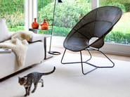 Rattan easy chair TORNAUX - Feelgood Designs