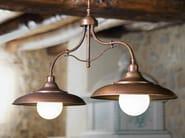 Brass chandelier TOSCA | Chandelier - Aldo Bernardi