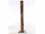 Briccola wood sculpture TOTEM - Riva 1920
