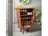 Mobile bar laccato in legno TOTO | Mobile bar - KARE-DESIGN