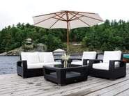 2 seater garden sofa TRANQUILITY | 2 seater sofa - 7OCEANS DESIGNS