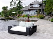 Double garden bed TRANQUILITY | Double garden bed - 7OCEANS DESIGNS