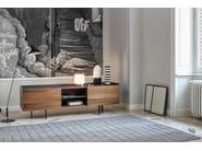 Wooden sideboard with doors TRATTO - Bonaldo