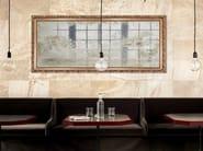 Porcelain stoneware wall/floor tiles with travertine effect TRAVERT BEIGE - ASTOR CERAMICHE