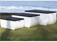 Garden storage box TRUNK 22893 - SKYLINE design