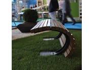 Panchina in legno TSUMI - LAB23