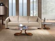 Contemporary style wooden coffee table Tavolino Mistral - Carpanelli Contemporary