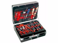 Technical support and maintenance case Technical assistance tool case 43 pc - Würth