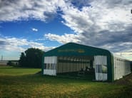 Tensile structure SPORTS CANOPY - Kopron