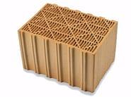 Loadbearing clay block ThermoPlan® TS12 - Ziegelwerk Klosterbeuren Ludwig Leinsing