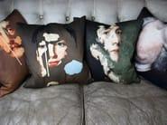 Fabric cushion TOM GREEN - Mineheart