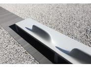 Modular UHPC Bench ULURU - Metalco