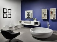Bathroom furniture set UNA | Bathroom furniture set - CERAMICA FLAMINIA
