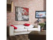 Indoor glazed stoneware wall tiles with brick effect UNDERGROUND | Indoor wall tiles - CIR