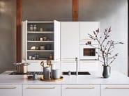 Lacquered kitchen with island UNIT - COMPOSITION 2 - Cesar Arredamenti