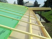 Vapour barrier for roof USB MICRO - Riwega