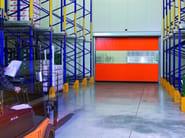 Vertically sliding industrial door V 4015 SEL R | Vertically sliding industrial door - HÖRMANN ITALIA