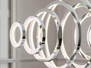 LED handmade metal pendant lamp VAASA - Cameron Design House