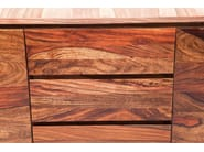 Wooden sideboard with doors VALENCIA | Sideboard - KARE-DESIGN