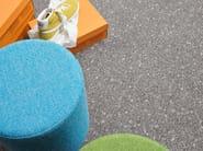 Velour fabric carpeting VARIA DESIGN - Vorwerk & Co. Teppichwerke