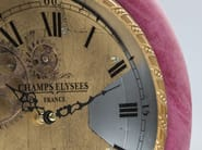 Table-top clock VELVET PINK TIME - KARE-DESIGN