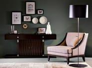 Upholstered armchair VENDÔME | Armchair - SELVA