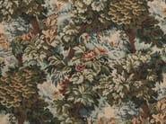 Tessuto con motivi floreali VERDURA - Gancedo