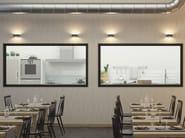 Modulo vetrato per pareti in cartongesso