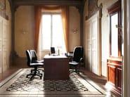 Glazed stoneware flooring VIA EMILIA | Flooring - CIR
